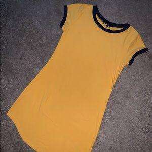 Summer T-Shirt Dress
